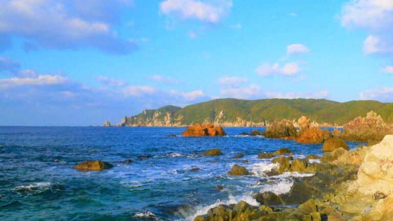 南さつま海道 後浜展望所
